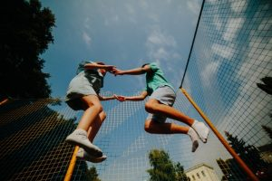 boern trampolin hopper
