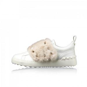 valentino sneakers hvid